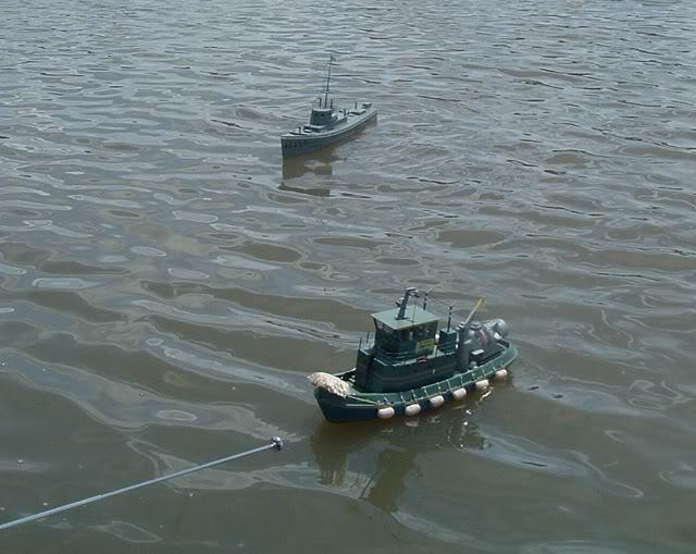 My Seaport Hull conversion. LWD2-11