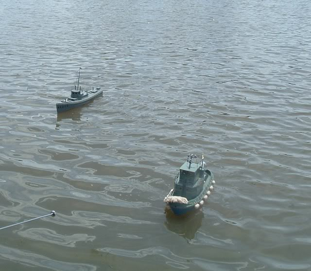My Seaport Hull conversion. LWD2-12