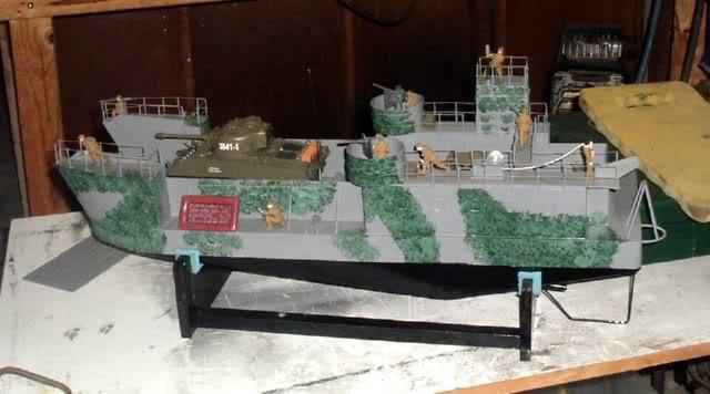 Landing Craft Tank (LCT-6) Lct-5