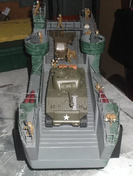 Landing Craft Tank (LCT-6) Lct011