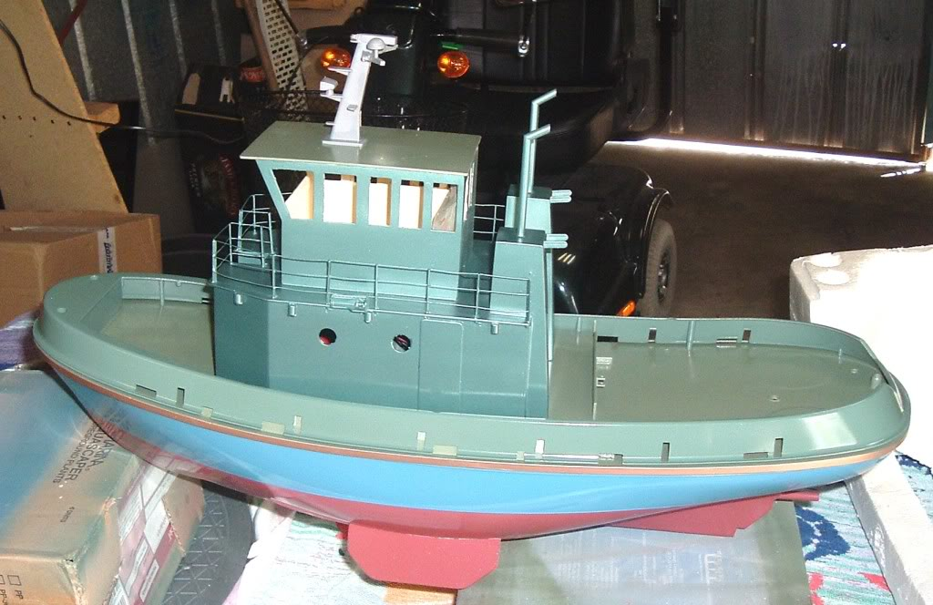 My Seaport Hull conversion. Sp2-1