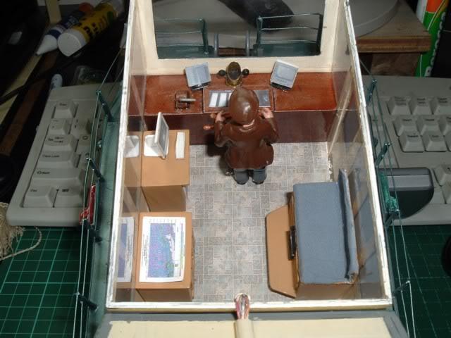My Seaport Hull conversion. Spe