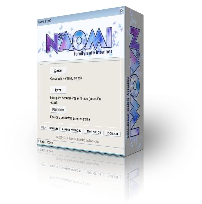 برنامج Naomi لمنع ظهور الصور و المواقع المشبوه بها و الاباحية - صفحة 2 Naomi