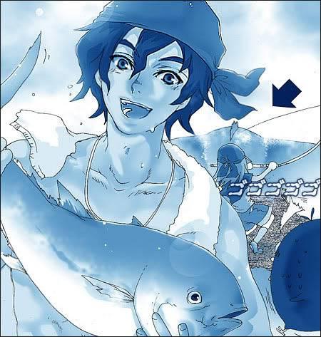 El típico juego de los pedidos de las imágenes ^^ Fish