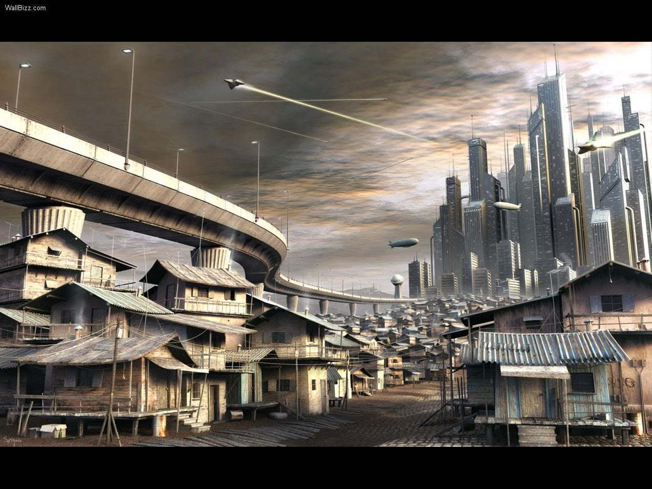 Source RP map project picture refrences Futuristic-City-1