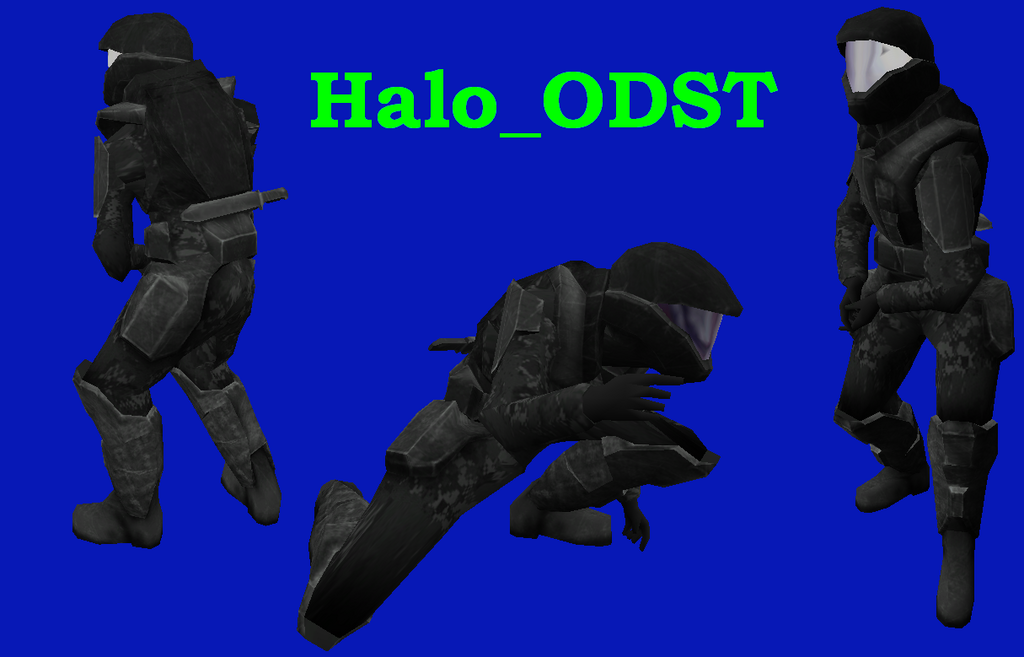 Post some models. Halo_OSDT