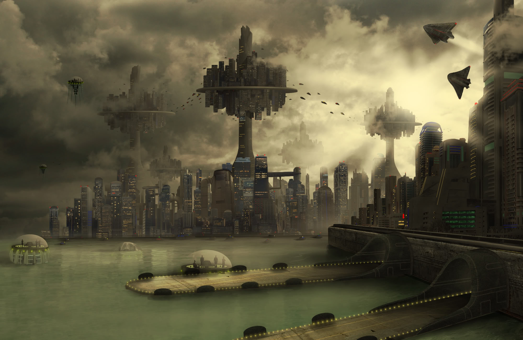 Source RP map project picture refrences Futuristiccityscapefina