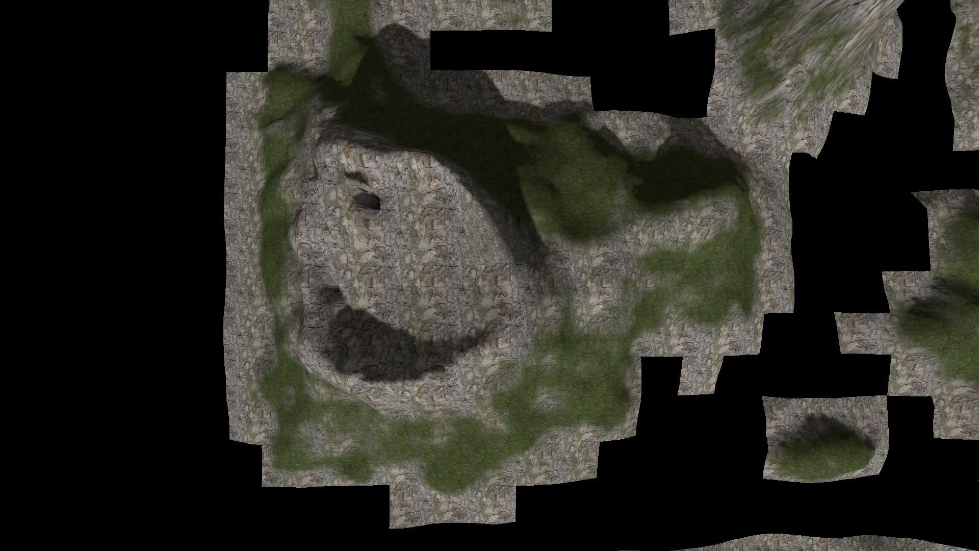 Island Map for Source Mainisland