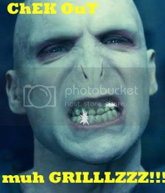 Post Pictures of ME here! Voldemort