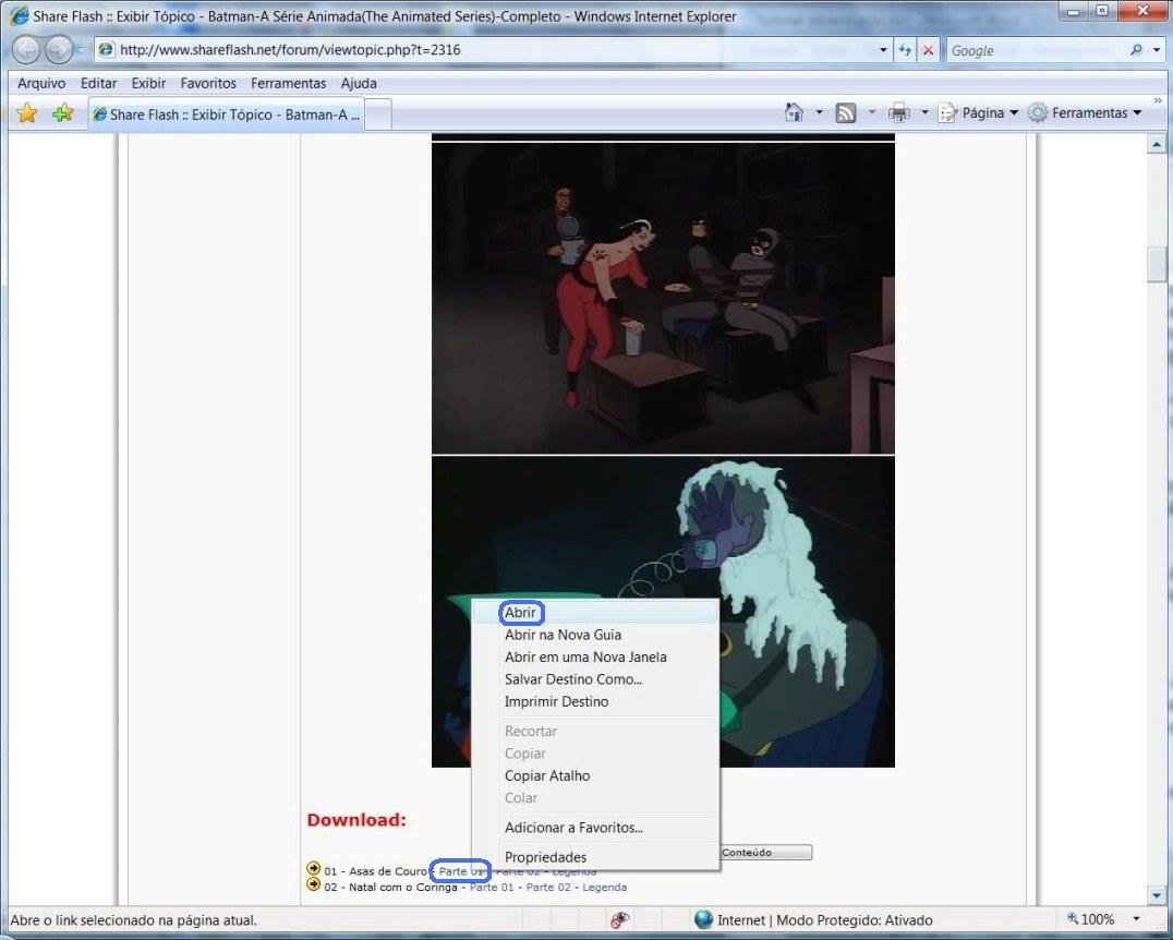 Tutorial como baixar utilizando o JDownloader Untitled-1