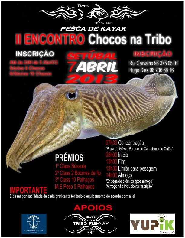 CHOCOS NA TRIBO 2013 20032013_1