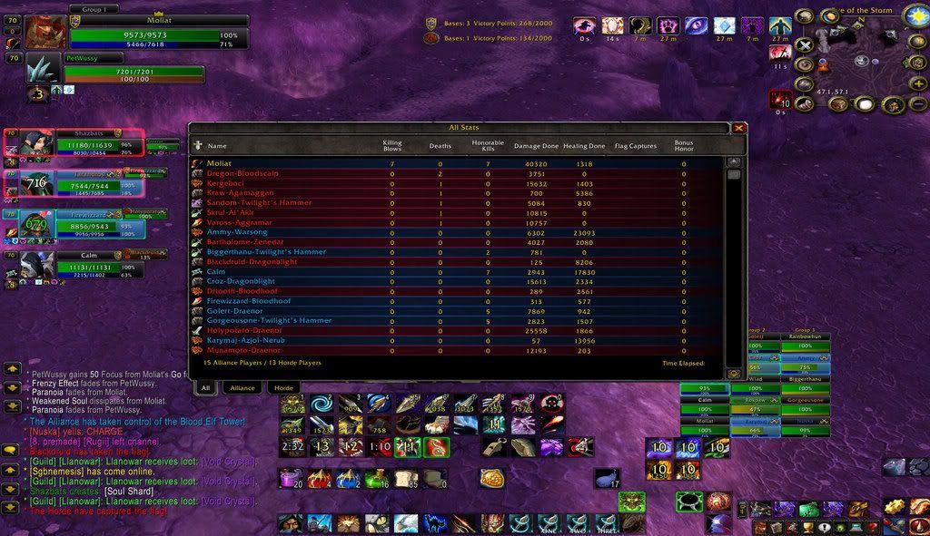 World of Warcraft IMBAHHunterownage