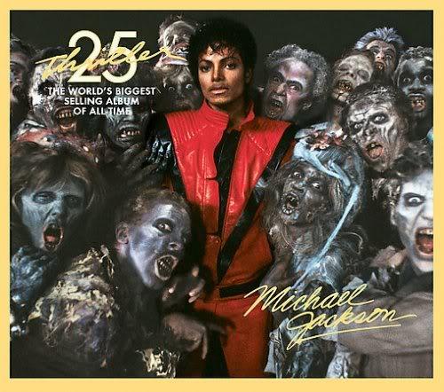 Michael Jackson 25th Anniversary Of Thriller Version 2008 Thriller