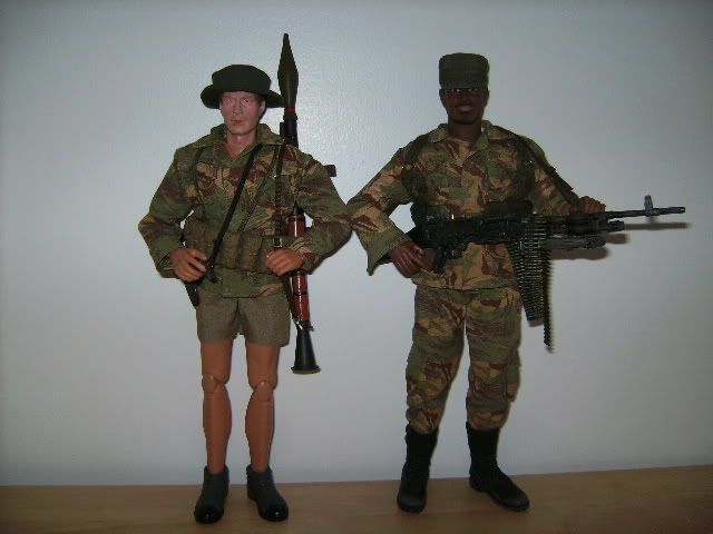 Rhodesian bush war bashes. PICT2357