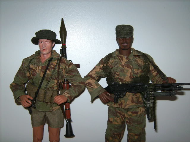 Rhodesian bush war bashes. PICT2358