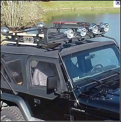 Question solidité ( Rack ) Jeep  AHaha
