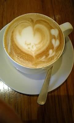coffee art in Tokyo 11