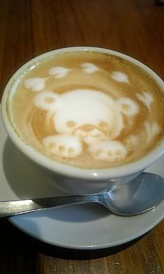 coffee art in Tokyo 22
