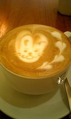 coffee art in Tokyo 33
