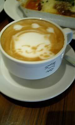 coffee art in Tokyo 44