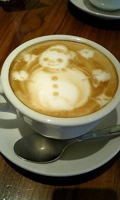 coffee art in Tokyo 55