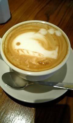coffee art in Tokyo 66