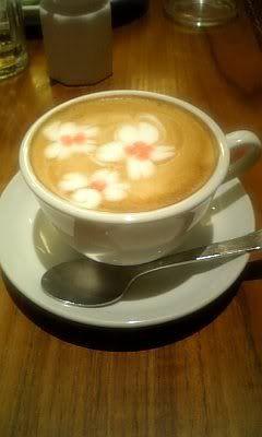 coffee art in Tokyo 77