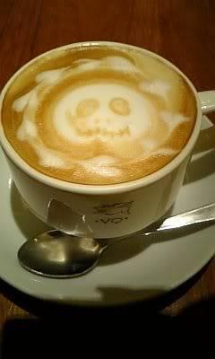 coffee art in Tokyo 88