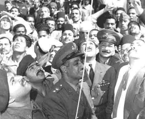 صور نادرة جدا لعبد الناصر لم نراها من قبل 1-3