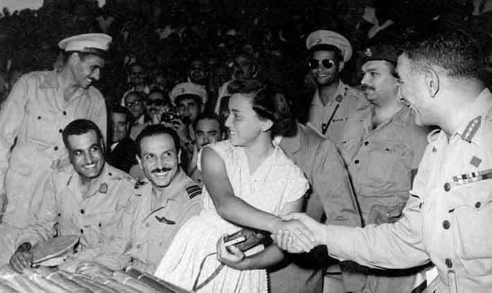 صور نادرة جدا لعبد الناصر لم نراها من قبل 17