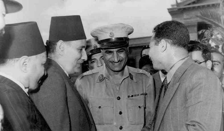 صور نادرة جدا لعبد الناصر لم نراها من قبل 24