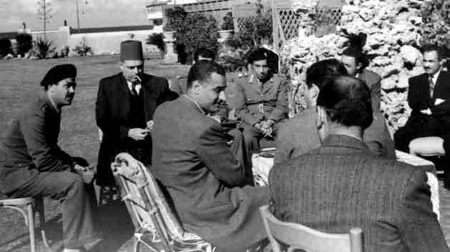 صور نادرة جدا لعبد الناصر لم نراها من قبل 39