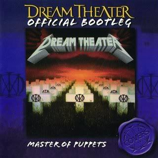 Dream Theater - Master of puppets (2004) FrontSmall