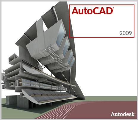 AutoCAD 2009 - Autodesk Win 32 bits - En Inglés Autocada2009origba5794ojj1