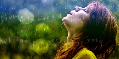 La pluie - SOTW n°14 Rain-SotW