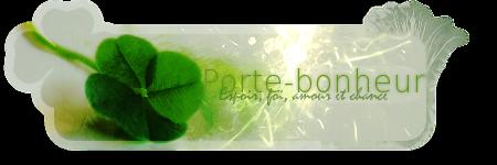 SotW n°19 - Portes Bonheurs Porte-bonheur