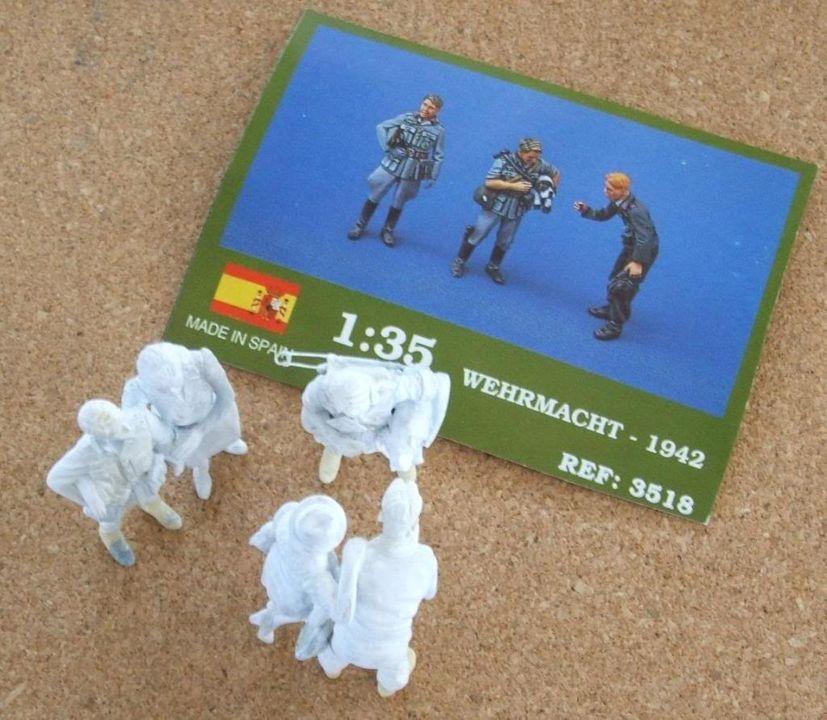 "Master box 1/35 ""Europe, 1945"" 1"