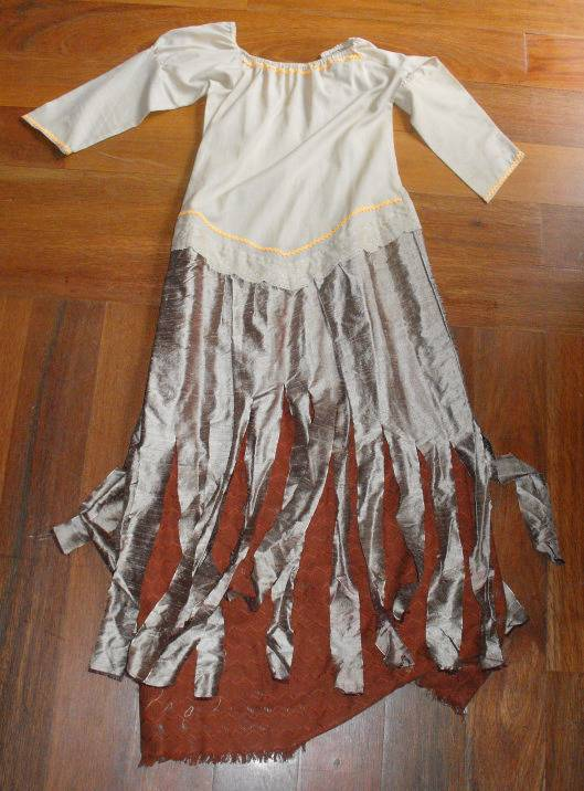 5 Pirates of the Caribbean Costumes fast and cheap Tia-dress