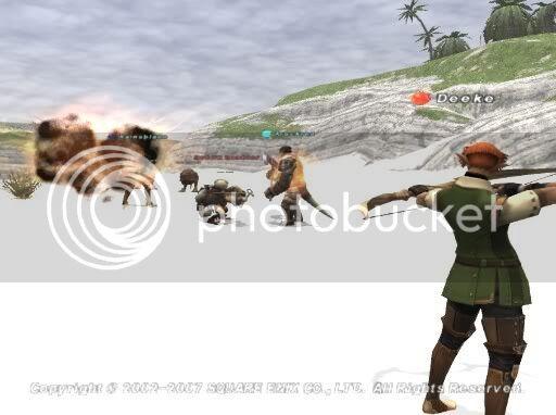 Game Screenshotga! Arrows