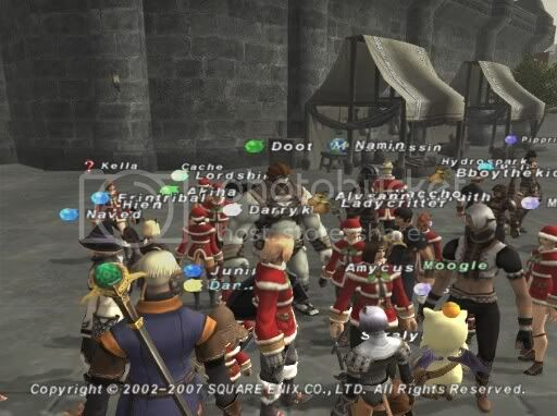 Game Screenshotga! Creepyxmas