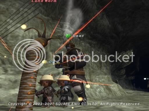 Game Screenshotga! Moogletarus