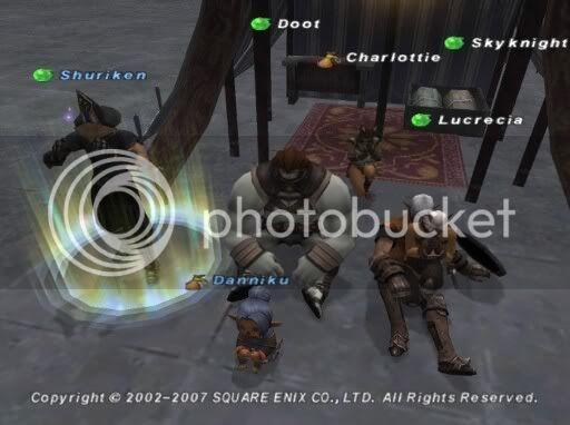 Game Screenshotga! Recruits