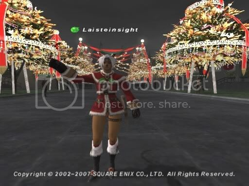 Game Screenshotga! Xmaslais