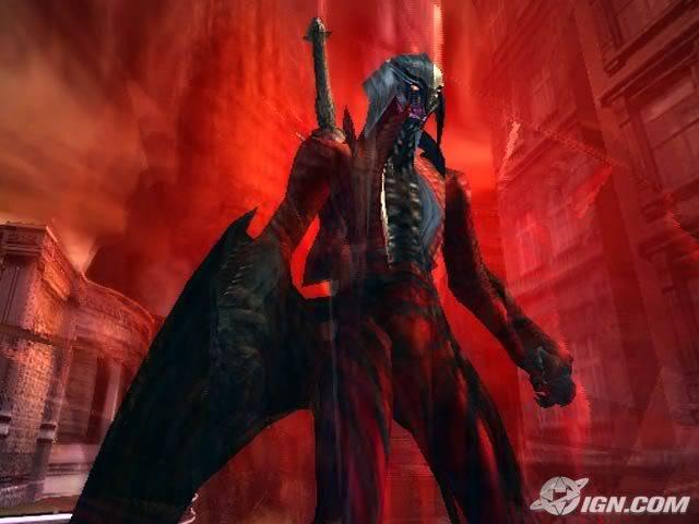 Dante, hijo de Sparda DanteDevilForm