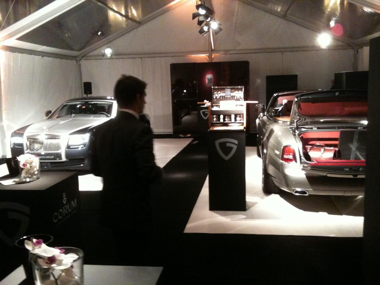 corum - CR Evénement Corum & Rolls-Royce à Bruxelles 25/11 - PHOTOS CORUM-EVENT-18