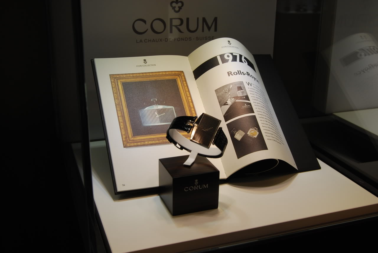 corum - CR Evénement Corum & Rolls-Royce à Bruxelles 25/11 - PHOTOS CORUM-EVENT-21