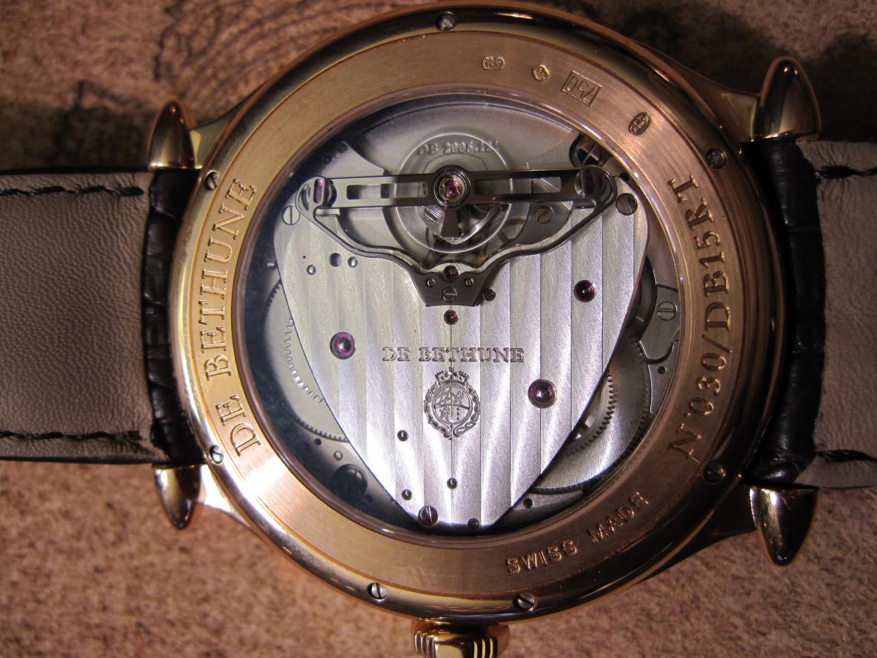 Où l'horlogerie devient art... (De Bethune inside) - Page 2 DB_SIHH2010_022