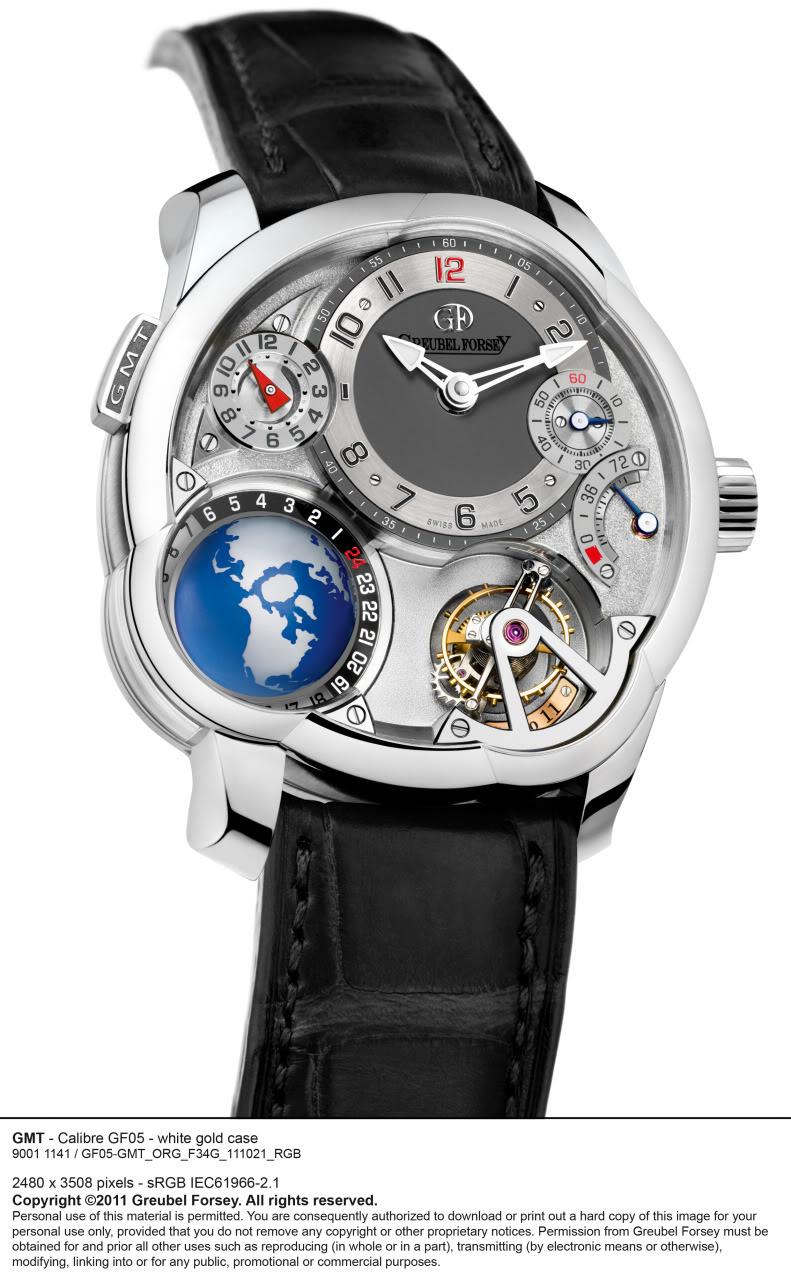 Un nouveau modèle chez Greubel Forsey, la GMT ! GF-GMTwhitebackg
