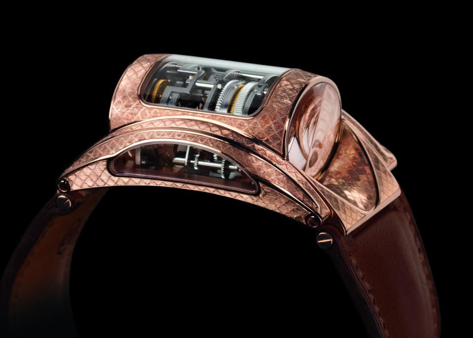 Exclusif FAM, la suite : la Parmigiani Bugatti Centenaire PF370SIDE