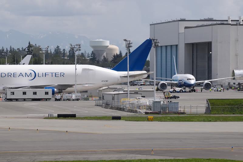Paine Field - Everett, Washington State (PAE / KPAE) _D3C27778